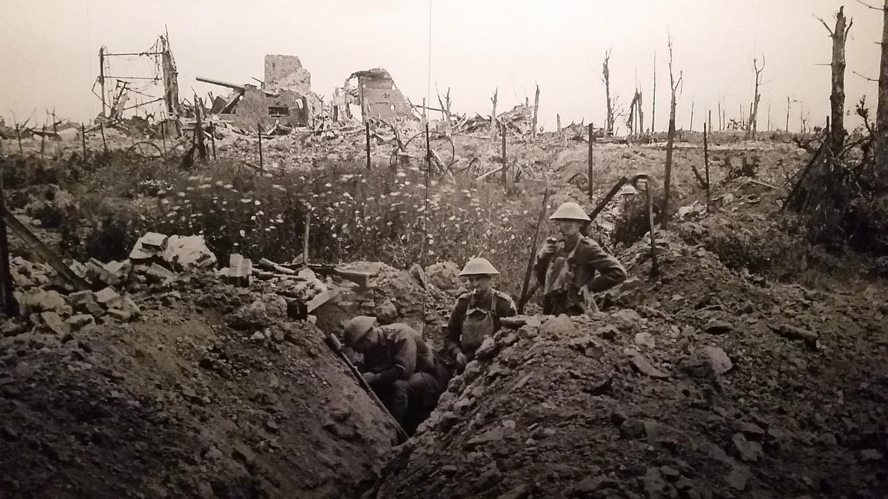 Arezzo: da domani fino al 19 ottobre mostra sulla Grande Guerra