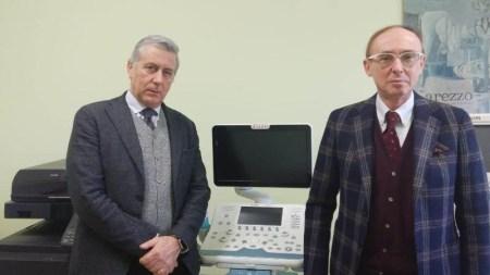 Un ecografo in dono alla Medicina Interna del San Donato 2ad01602d48