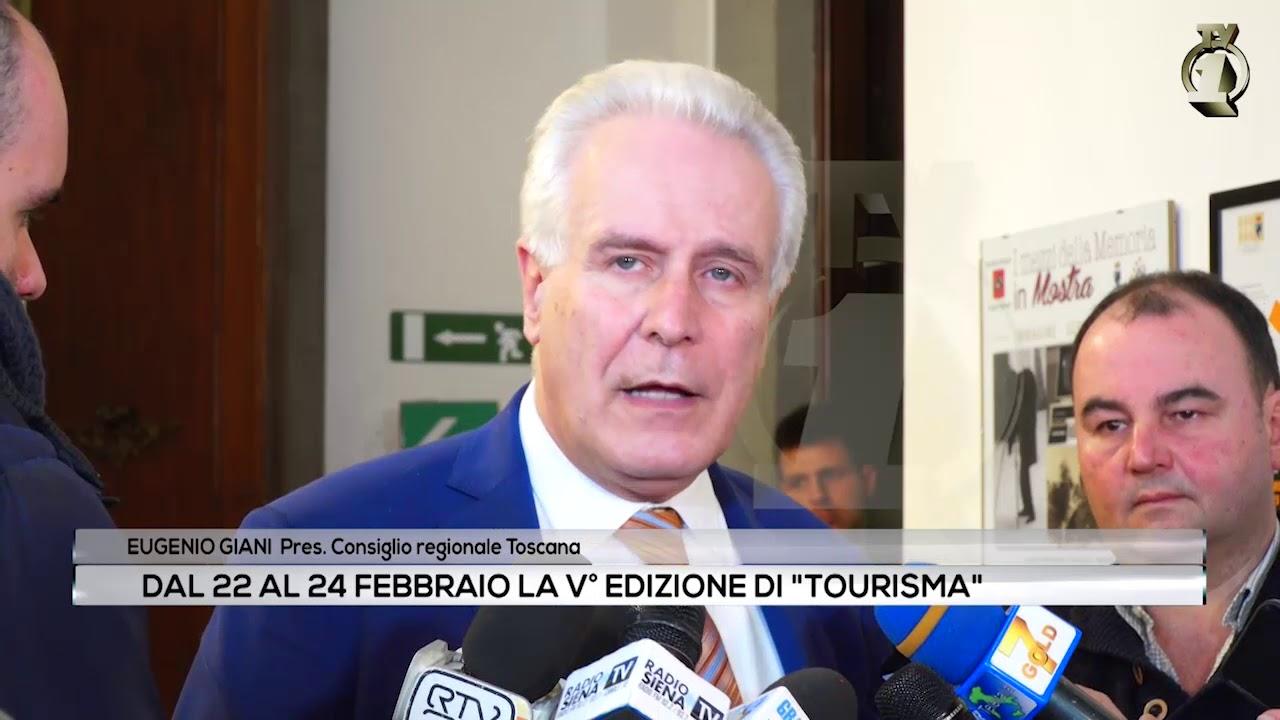 """Dal 22 al 24 Febbraio la V° edizione di """"tourismA"""""""