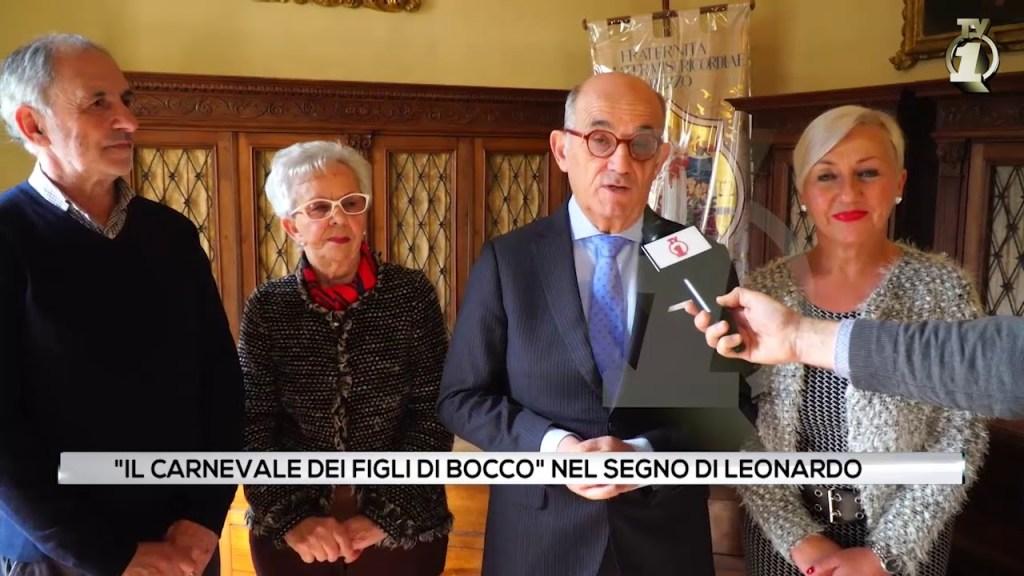 """Il """"Carnevale dei figli di Bocco"""" nel segno di Leonardo bfe27835290"""