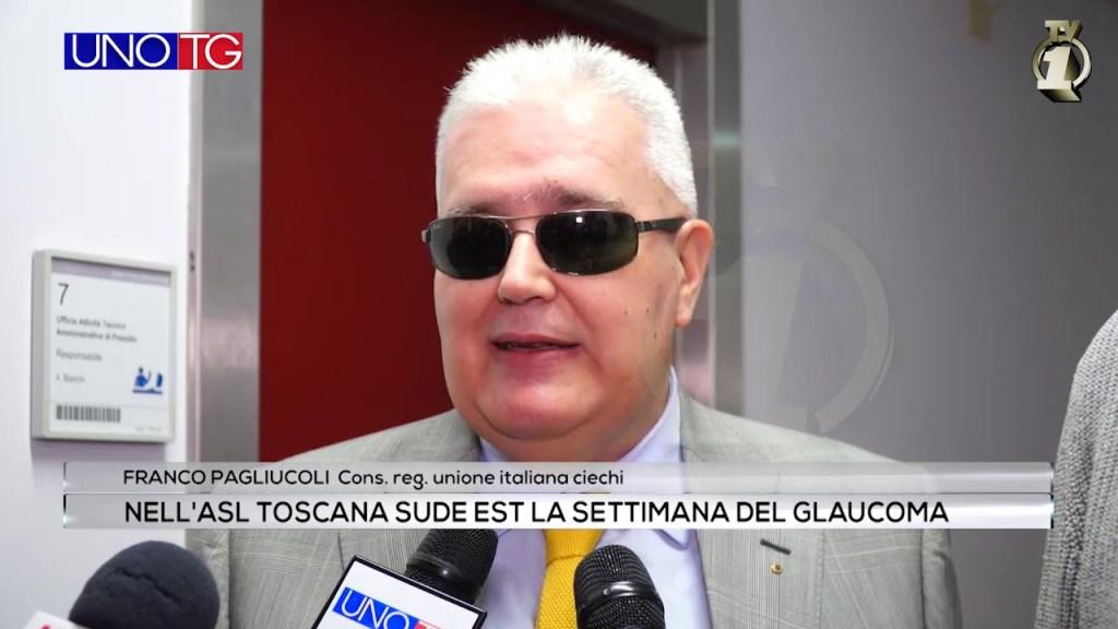 Nell'Asl Toscana Sud Est la settimana del glaucoma
