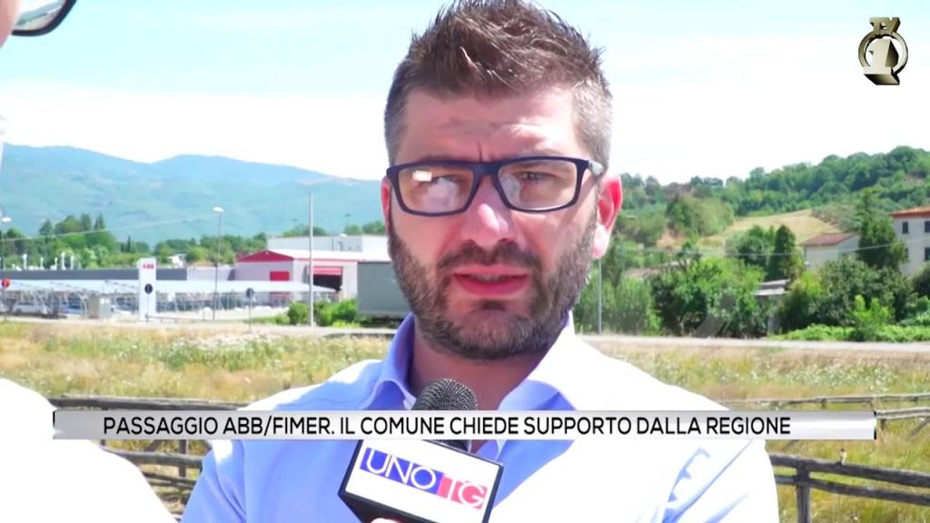 Passaggio Abb/Fimer: il Comune chiede il supporto della Regione