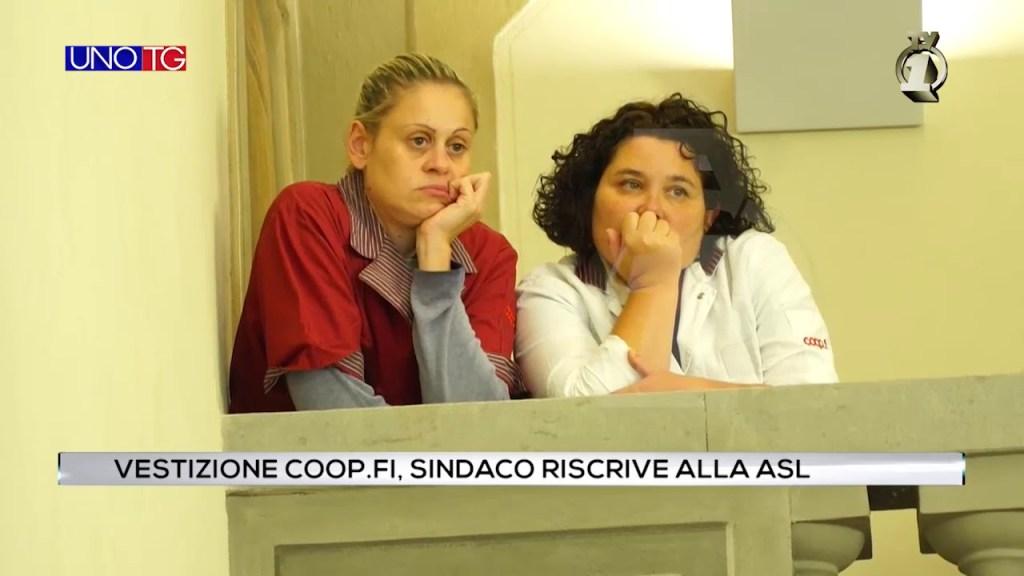 Vestizione Coop Fi.: il sindaco riscrive all'Asl