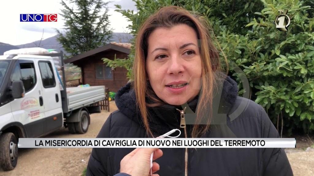 La Misericordia di nuovo nei luoghi del terremoto nel centro Italia