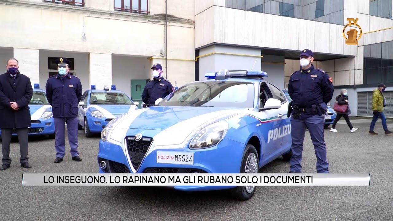 Arezzo cronaca rapina