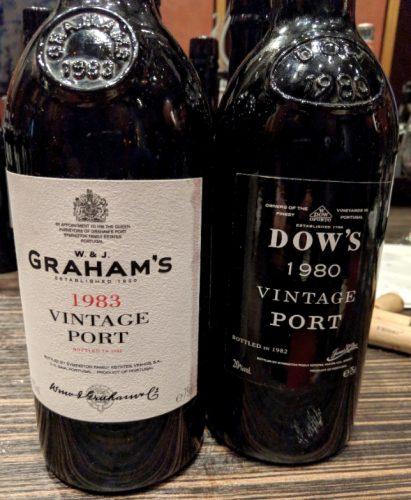 Graham's 1983 & Dow's 1980