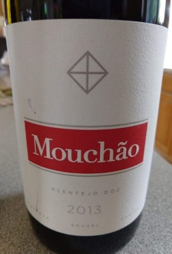Mouchao tinto 2013
