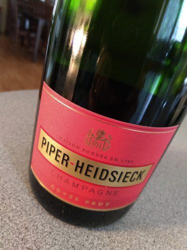NV Piper-Heidsieck Brut, Champagne