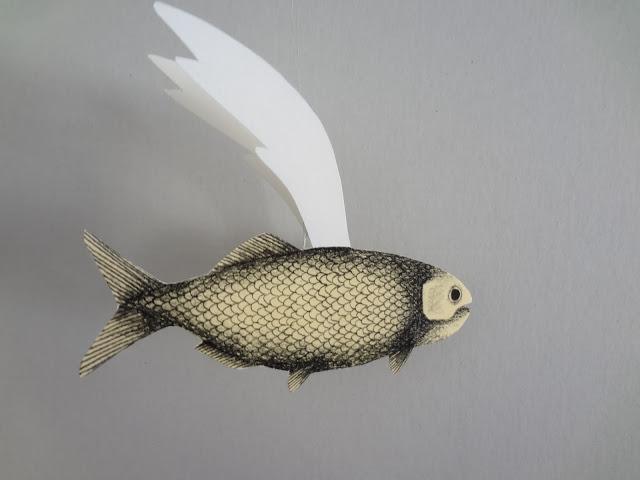 Flyvende fisk