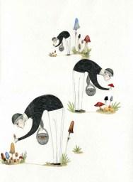 svampeplukkere