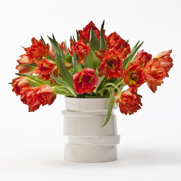 Lars Rank – Stabel vase bred