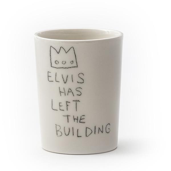 Elvis has left the Building- Lars Rank