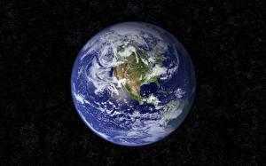 Фото земли Планеты Космос