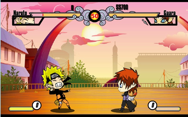 Naruto vs One Piece 2.0 - Two Player Games