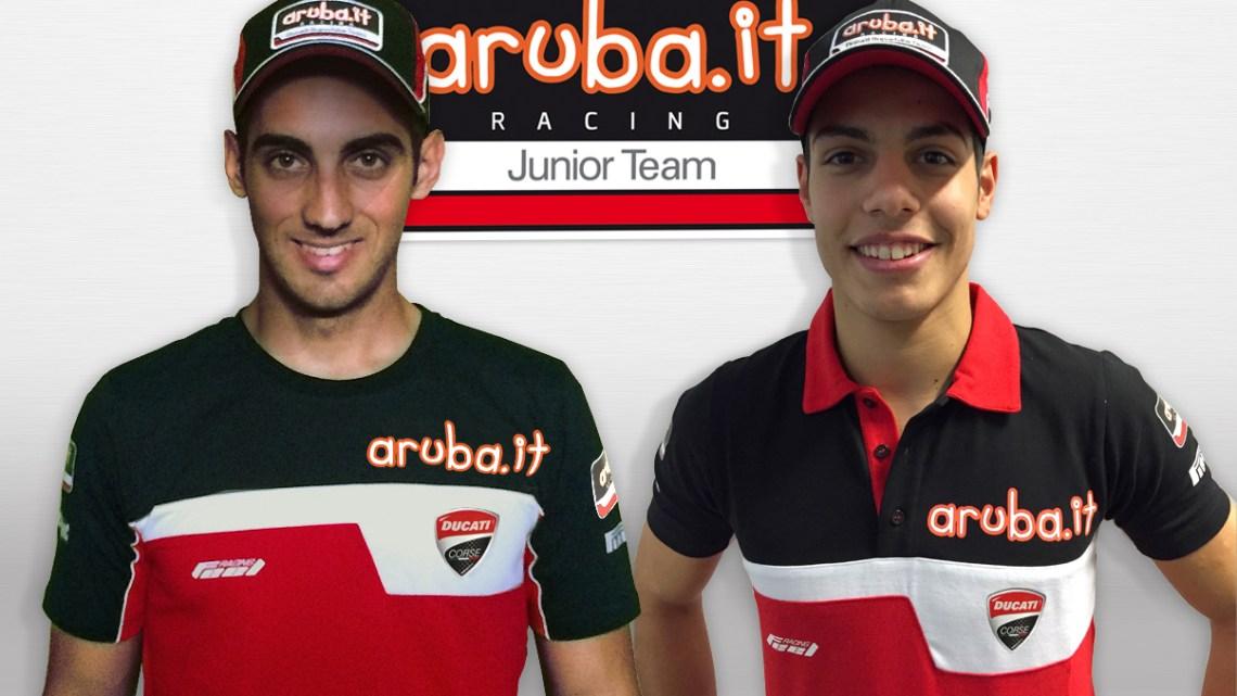 Nasce l'Aruba.itRacing – Junior Team