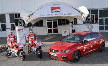 Ducati e Seat