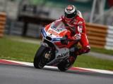 Dovizioso settimo e Lorenzo ottavo nella seconda giornata di test MotoGP a Sepang