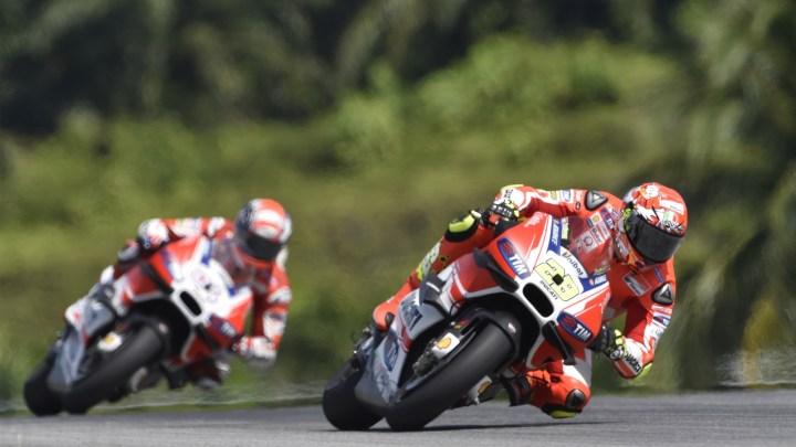 Conclusi i test IRTA per il Ducati Team a Sepang