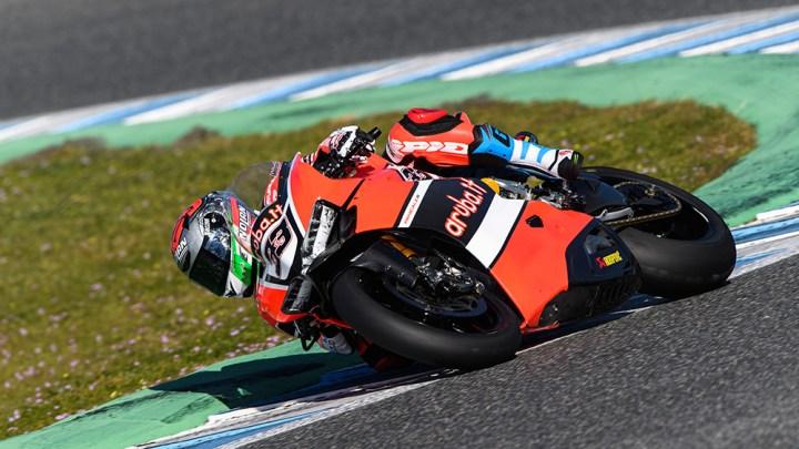 Test conclusi a Portimão per il team Aruba.it Racing – Ducati, prossima fermata Phillip Island