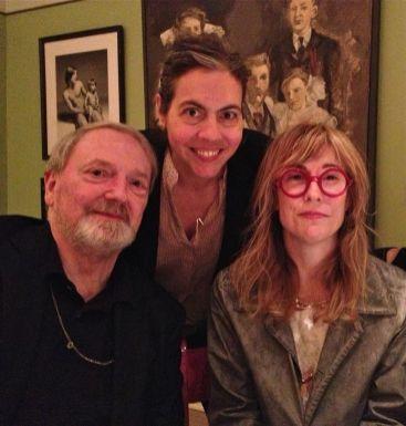 Tony Towle, Stacy Szymaszek & Gillian McCain
