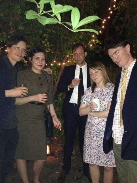 Will Yackulic, Nicole Wallace, Will Edmiston, Kathleen Miller & Arlo Quint