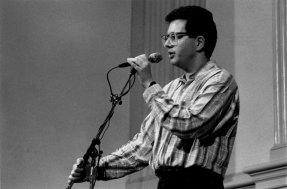 Ed Friedman - Photo credit: Jacob Burckhardt, 1990