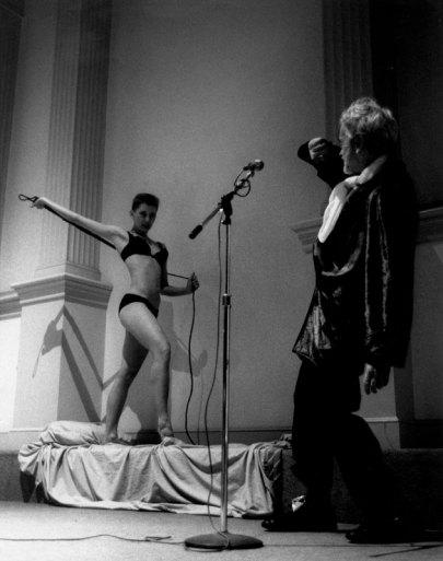 Rudy Burckhardt - Photo credit: Vivian Selbo, 1988