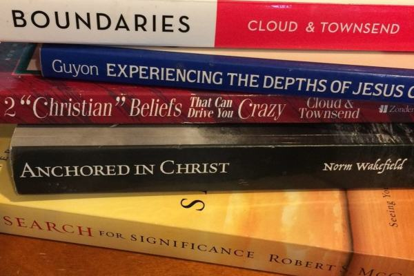 My 5 Favorite Books for Spiritual Growth