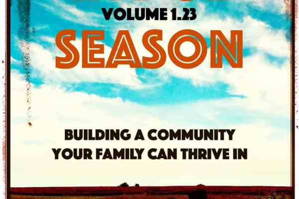 Being Intentional About Fellowship | In Due Season Volume 1.23