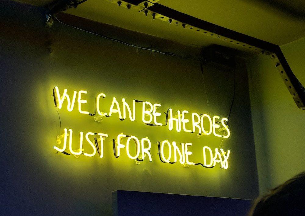"""""""Heroes"""", Foto von Gabriel Bassino"""