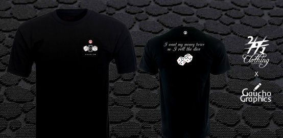 Haarlem Dice Limited Edition T-Shirt