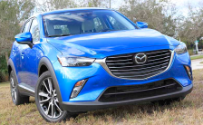 2021 Mazda CX-3 Grand Touring Redesign