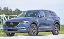 2021 Mazda CX-5 Grand Touring AWD Redesign