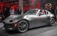 New Mazda MX-5 RF 2020 Redesign