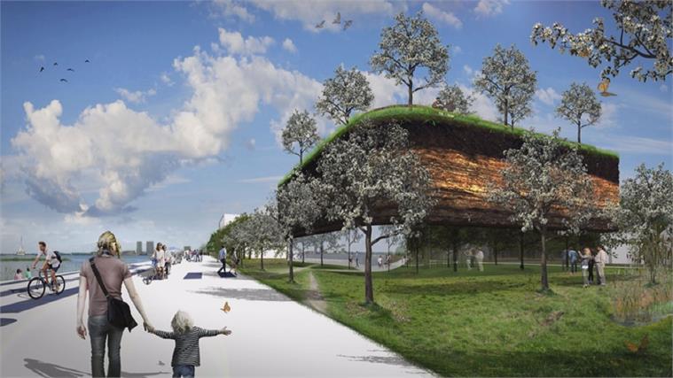 innovatie-paviljoen almere 2022