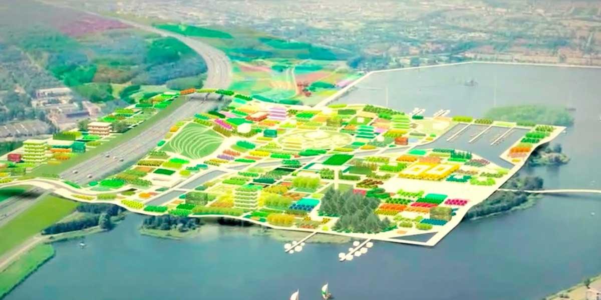 floriade 2022 Almere