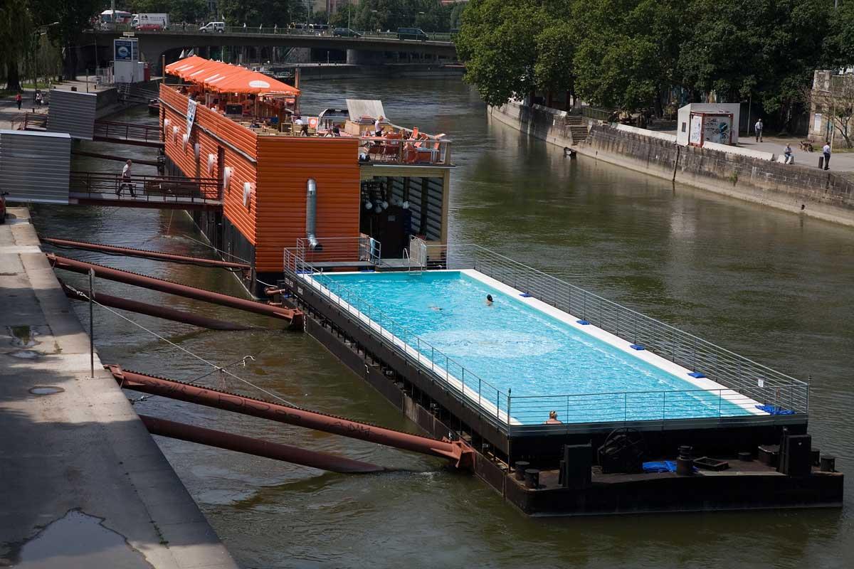 Zwembad Buiten 2022 Almere Weerwater