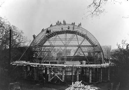 Walther bauersfeld almere 2022 for Architecture fantastique