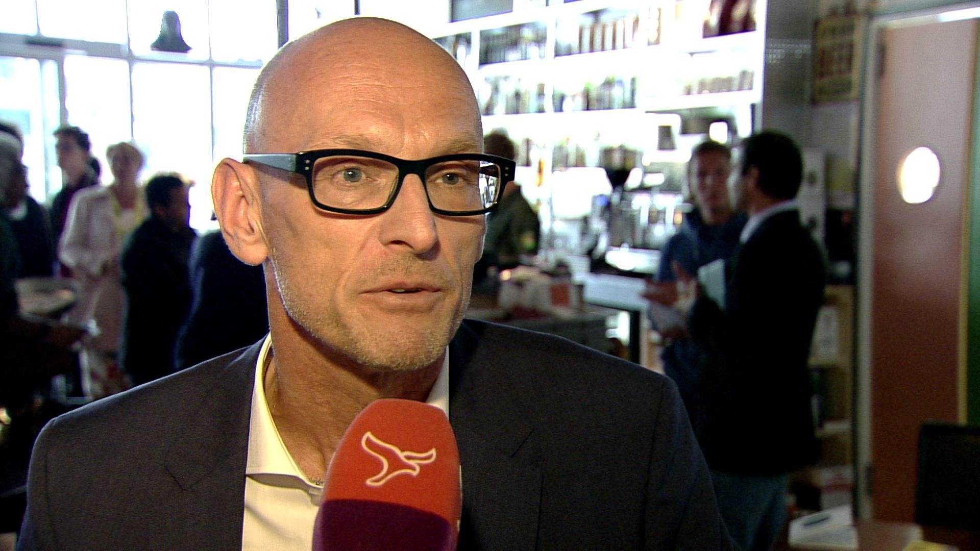 wethouder Tjeerd Herrema Almere