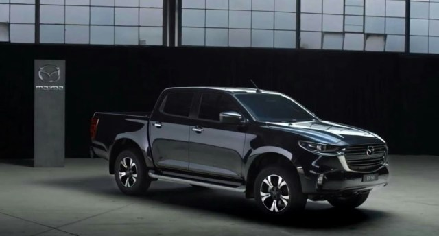 new 2021 mazda bt50 release date color change price