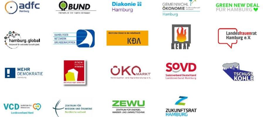 Logos der Verbände