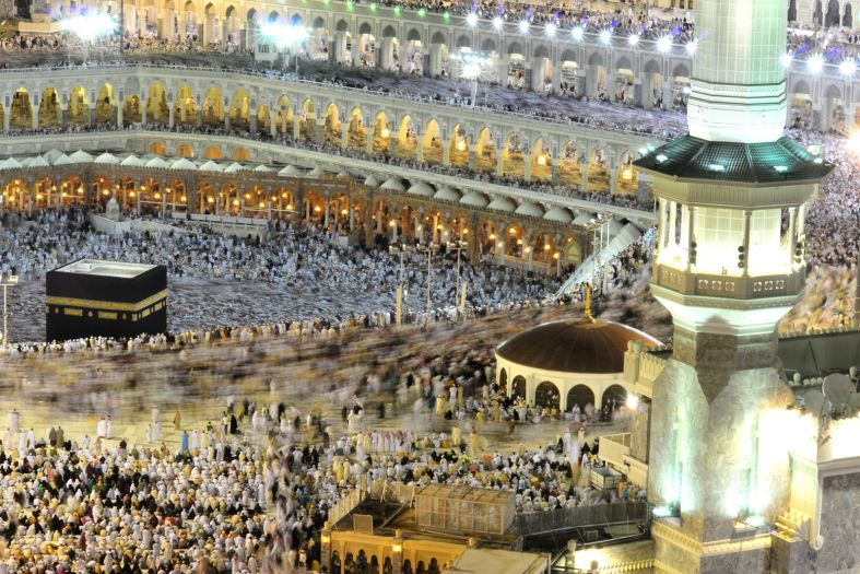 Going to the Hajj in Mecca – regardless of your religion