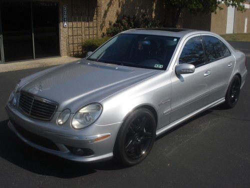 Purchase Used Mercedes E550 Convertible 2011 Special