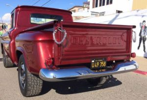 Purchase used 1962 Chevy C10, Pickup, Stepside, AC, Auto