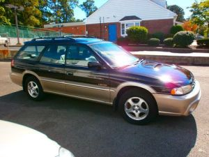 Buy used 1999 Subaru Legacy Outback Limited Wagon 4Door 2