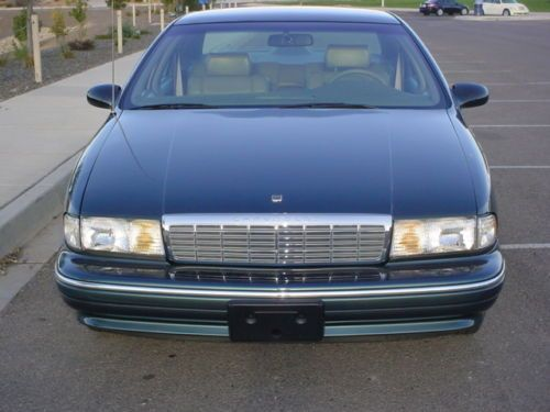 Buy Used 1996 Chevy Caprice Classic 5 7 Lt1 1 Owner 1913