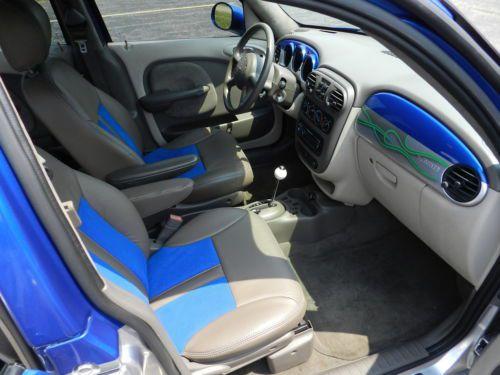 Find Used 2004 Custom Pt Cruiser 16k In Upgrades Body Kit