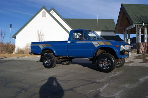 Buy Used 1982 Toyota Sr5 4x4 Pickup Awesome Condition 53 400