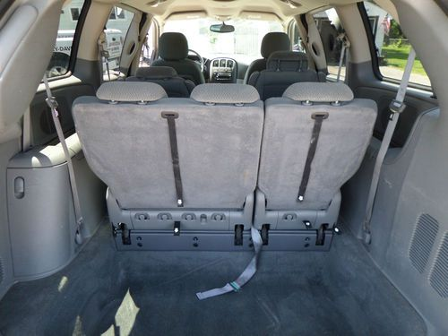 Find Used 2007 Dodge Grand Caravan Se Stow And Go Seats 1 Owner No Reserve In Round Lake