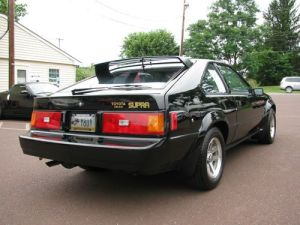 Purchase used 1982 Toyota Celica SUPRA  ONLY 62K ORIGINAL